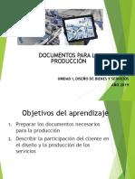 Producción operaciones