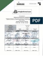 7451-P-OP-030 Procedimiento de Trabajos en Espacios Confinados R0