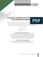 Mercado Colombiano el Acero Estructural