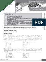 LC-171 MINIENSAYO en Que Debo Mejorar 2015