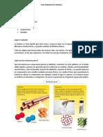 cuestionario Química, sustancias puras y mezclas