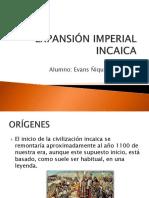 Expansión Imperial Incaica
