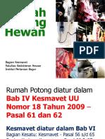 8. Rph Pemotongan Hewan Dan Kesrawan 2012
