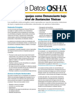 manual osha en español