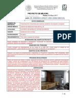 Proyecto de Mejora Prevencion de Sincope en Laboratorio