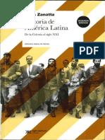 L 11497_Zanatta, Loris_Historia de América Latina