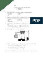 Soal Memelihara System Ac
