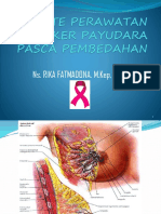 Rika Update Perawatan Kanker Payudara Pasca Pembedahan (1)