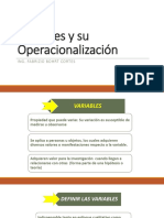 10 Variables Operacionalizacion