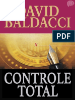 Controle Total - David Baldacci