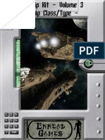 Starship Kit, Vol 3 - Class-Type