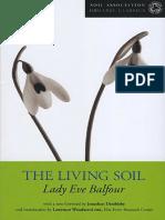 [Lady Eve Balfour] the Living Soil(B-ok.cc)