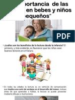 La Importancia de Las Lecturas en Bebes (1)