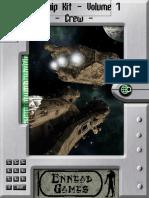 Starship Kit, Vol 7 - Crew