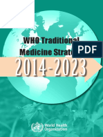 WHO - 2013 - WHO Traditional Medicine Strategy 2014-2023.pdf