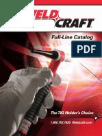 Weldcraft Full Catalog