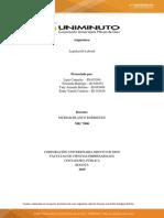 Actividad 6 - Taller Practico Actualizado Legislacion Laboral