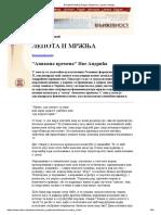 [Projekat Rastko] Dragan Stojanovic_ Lepota i mrznja.pdf