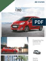 Grand i10 Hatchback Brochure