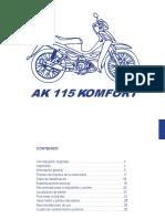 AKT AK 115 KOMFORT