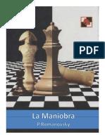 La maniobra en ajedrez