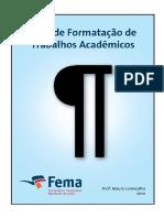 Guia de Formatação de Trabalhos Acadêmicos
