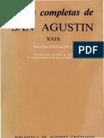 Agustin de Hipona - 29 Escritos Biblicos 05.Pdf