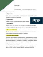 Guía Examen Derecho Penal i