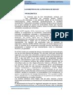 datos pluviometricos recuay 2016