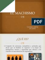 EL MACHISMO.pptx
