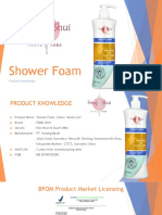 Product Knowledge- Kosmetik FENG SHUI (Aug 2019)