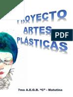 Proyecto Artes Plasticas