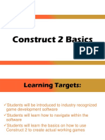 01 - Construct2 Basics