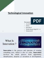 2.0 Technological Innovation
