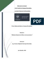 Modulo 6_Deteccion de Fallas e Instrumentacion_2019