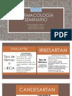 FARMACOLOGÍA SEMINARIO 2