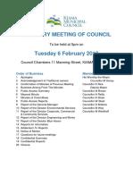 Agenda - Ordinary Council - 06 02 18 (1).pdf