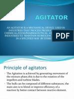 Agitator Presentation 1