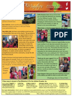 April - June 2019 Newsletter