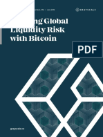 Grayscale Hedging Global Liquidity Risk With Bitcoin June 2019