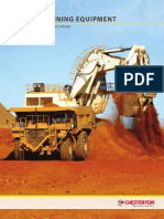 mining equipment sealing solutions