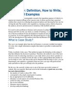 Case Study1 JOHN
