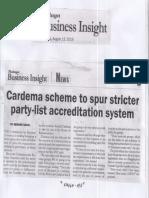 Malaya, Aug. 13, 2019, Cardema scheme to spur stricter party-list accreditation system.pdf