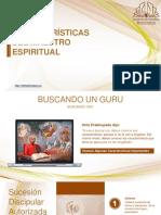 04-Características Del Maestro Espiritual y Del Discípulo