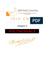10 CBSE- Chapter 2- Polynomials (Free Sample)