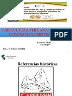Caficultura Peruana, Historia, Contexto y Perspectivas