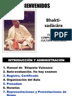 Bhakti Sadacara Español Ppt 2