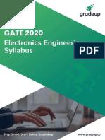 Gate Ece Syllabus 2020 97