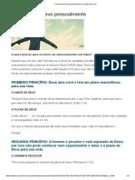 Conhecendo Deus pessoalmente _ SuaEscolha.com.pdf