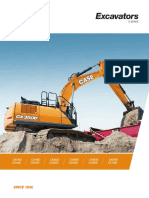 Excavators D Series Brochure CCE201811